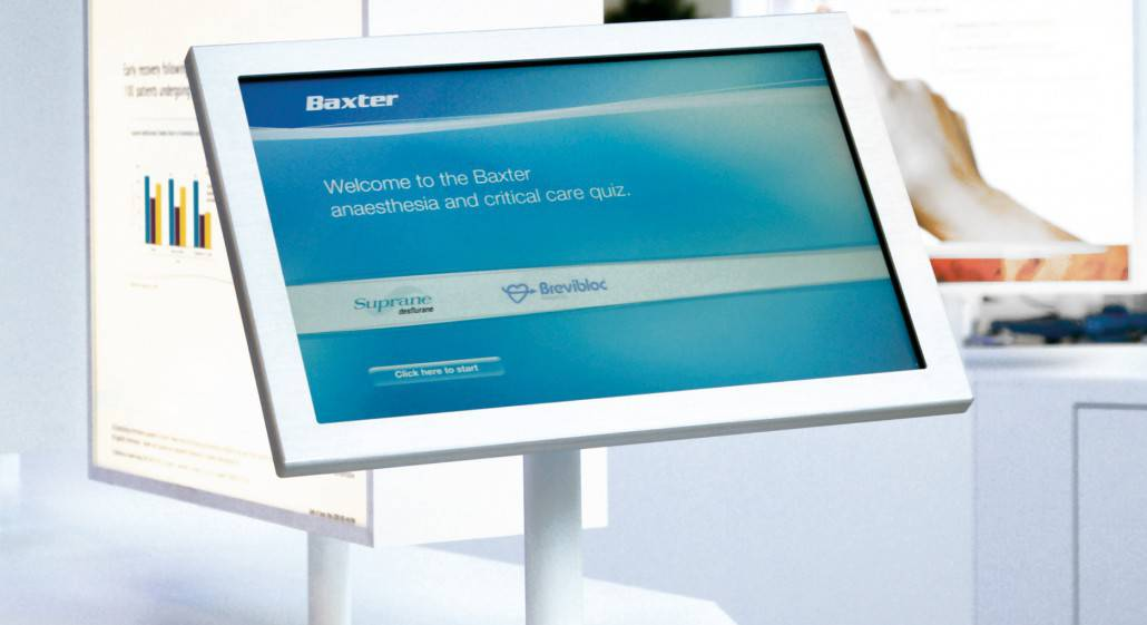 Baxter Healthcare Quiz